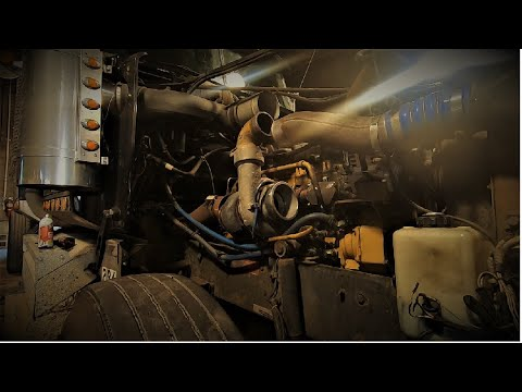 Replacing Exhaust Manifold Gaskets On A Cat Motor