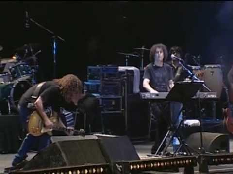 Paloma -Andrés Calamaro- En vivo Made in Argentina 2005.