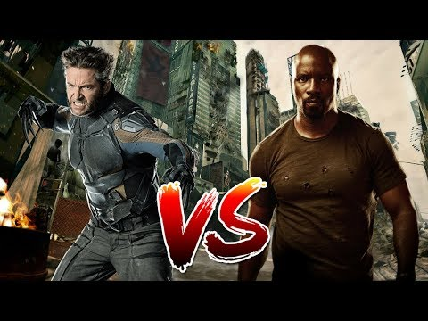 Wolverine VS Luke Cage | Who Wins?