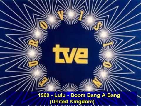 1969 - Lulu - Boom Bang A Bang (United Kingdom).