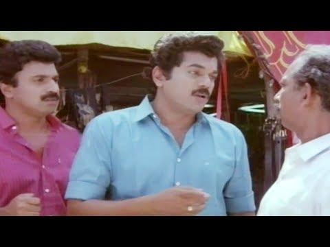 Mukesh & Siddique Comedy Scenes | Hit Comedys | Mamukkoya &  Kuthiravattam Pappu | Non Stop Comedys
