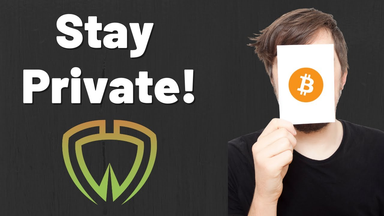 Wasabi wallet - Use this if you REALLY CARE about Bitcoin Privacy!