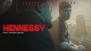 Cacife Clandestino - Hennessy | Pt. Luccas Carlos | Conteúdo Explícito Parte 2 | Ep 8