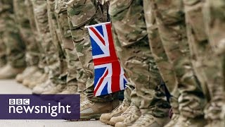 Is the UK safer in or out the EU? - BBC Newsnight