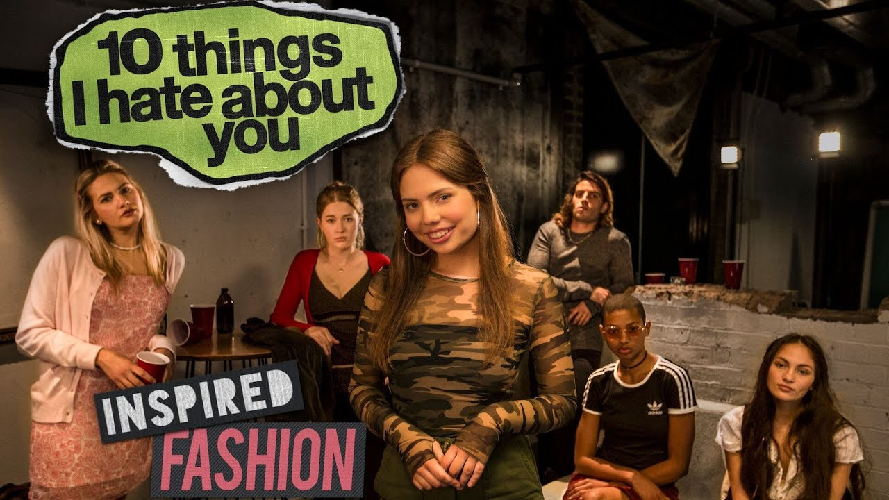 10 Things I Hate About You Fashion: Film To Fashion Ep.2 - YouTube