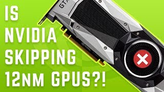 Nvidia Delaying GTX 1180 Because Of AMD?