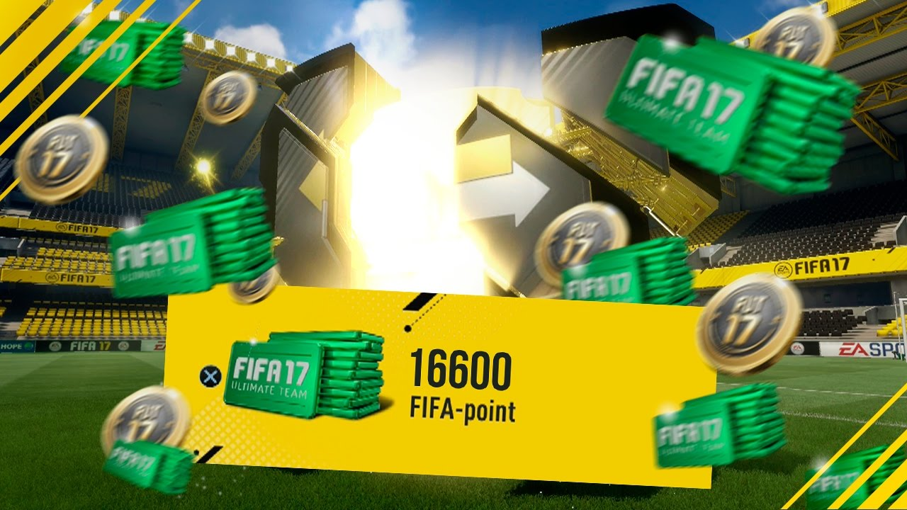 how to get free fifa points fifa 17