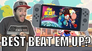 OK K.O.! Let's Play Heroes - Nintendo Switch eShop Game Worth Buying?