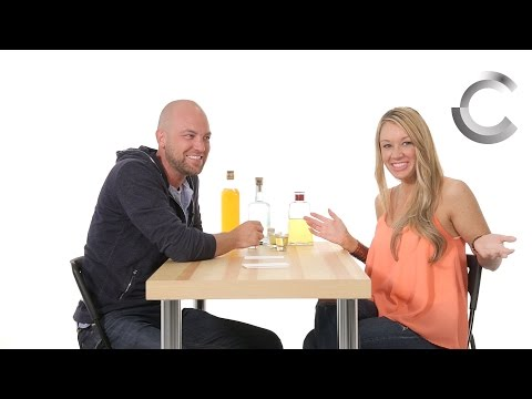 Truth or Drink: Exes (Cory & Karen) | Cut
