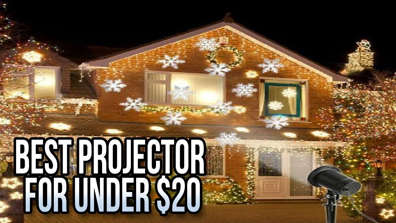Best Christmas Light Projector.Best Christmas Projectors Kaleidoscope Led Lightshow Review Best Of The Best