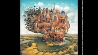 Jacek Yerka Art/Silent Dream (Stars In The Sunrise - Aurelijus Globys)