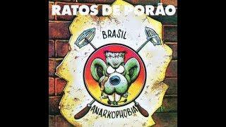 Ratos de Porão - Anarkophobia 1991 (Legendado) FULL ALBUM LYRICS
