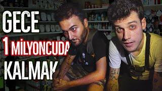 GECE GİZLİCE 1 MİLYONCU AVM'DE KALMAK! ft. @MuratAbiGF