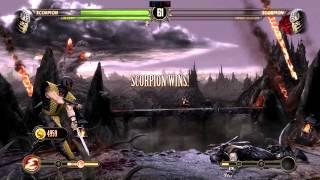 Mortal Kombat 9: Komplete Edition Gameplay (PC HD)