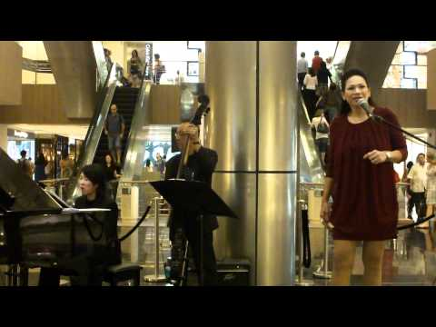 What The World Needs Now (Is Love) (Jackie DeShannon) by Leena Salim @ Paragon (27 Oct 10) (HD)