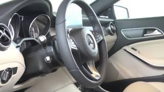 рассказ Mercedes Benz CLA 250