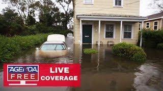 Tropical Storm Florence LIVE COVERAGE - 9/15/18
