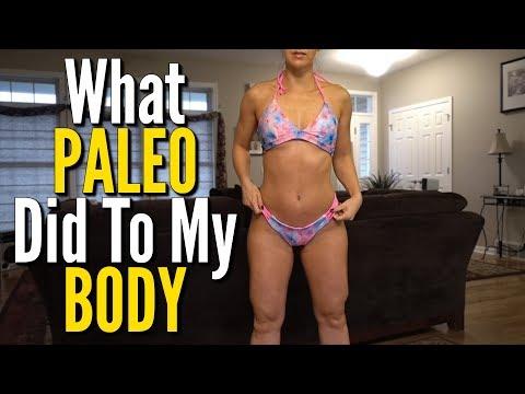 What Paleo Did To My Body & Mind