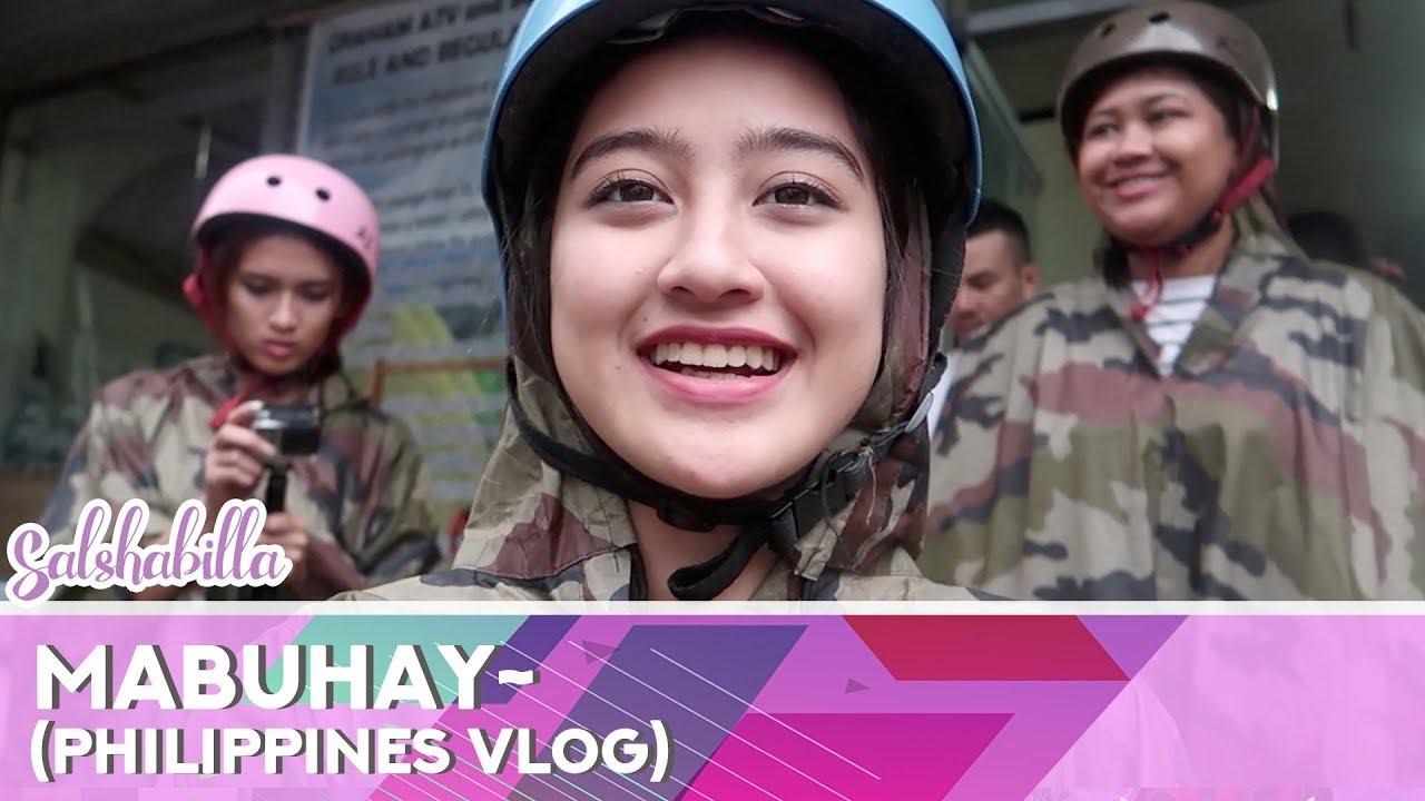 OJEK CANTIK?! (PHILIPPINES VLOG)   Salshabilla #VLOG - YouTube