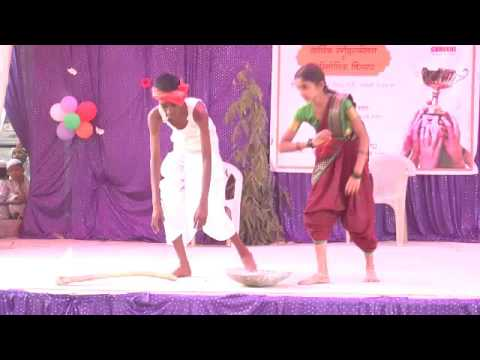 Act on Farmers suicide choreography by uday jadhav
