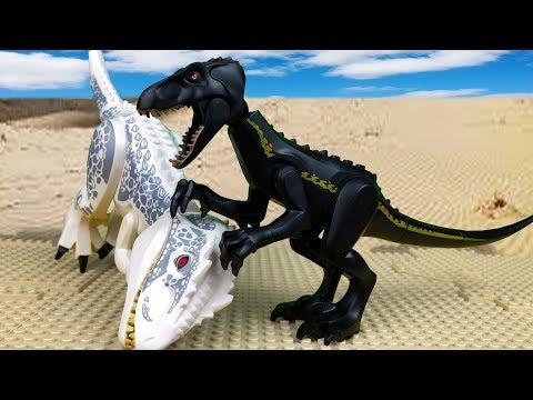 ЛЕГО Динозавры Юрского Периода | Мультики про Динозавров 🔵 LEGO Jurassic world
