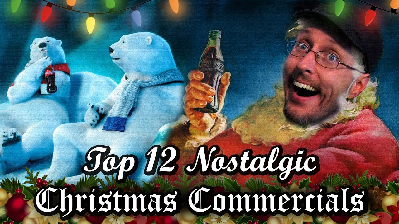 Best Christmas Commercials Top 12 Christmas Commercials