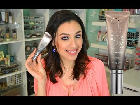 Urban Decay Naked Skin One & Done | Review + Demo