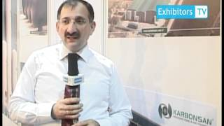 Karbonsan-Turkey seeks to amalgamate with Industrial Clients in Pakistan (Exhibitors TV Network)
