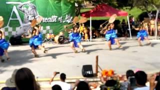 Fundraiser for Kumu Siaosi Veimau, performance by Academy of Hawaii...