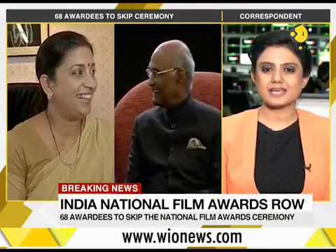 "68 awardees to boycott ""National Film Awards Ceremony"""