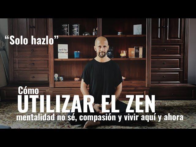 El Zen: cómo ser uno con la vida y con tu práctica || Retiro Zen Kyol Che (online)