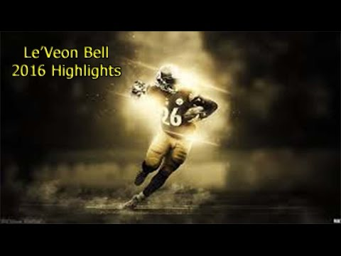"Le'Veon Bell || ""There He Go"" 