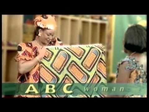 Ghana TV Commercial - ABC Woman (Fabrics Textiles) - December 2009