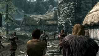 The Elder Scrolls V: Skyrim Legendary Edition Main Quest Walkthrough P.1