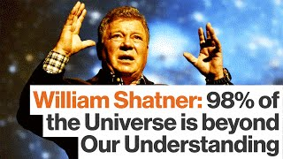 "William Shatner: ""Logic of Imagination"" Propels Scientific Discovery"