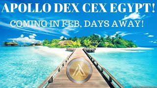 CRYPTO NEWS:MARKET STRONG APOLLO NEW WEBSITE DEX/CEX/GOLD GAME 10 NEW PRODUCTS IN FEBRUARY ANNOUNCED