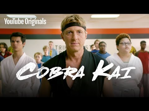 Cobra Kai Official free Full online #2 (Karate Kid) - Sensei Johnny en streaming