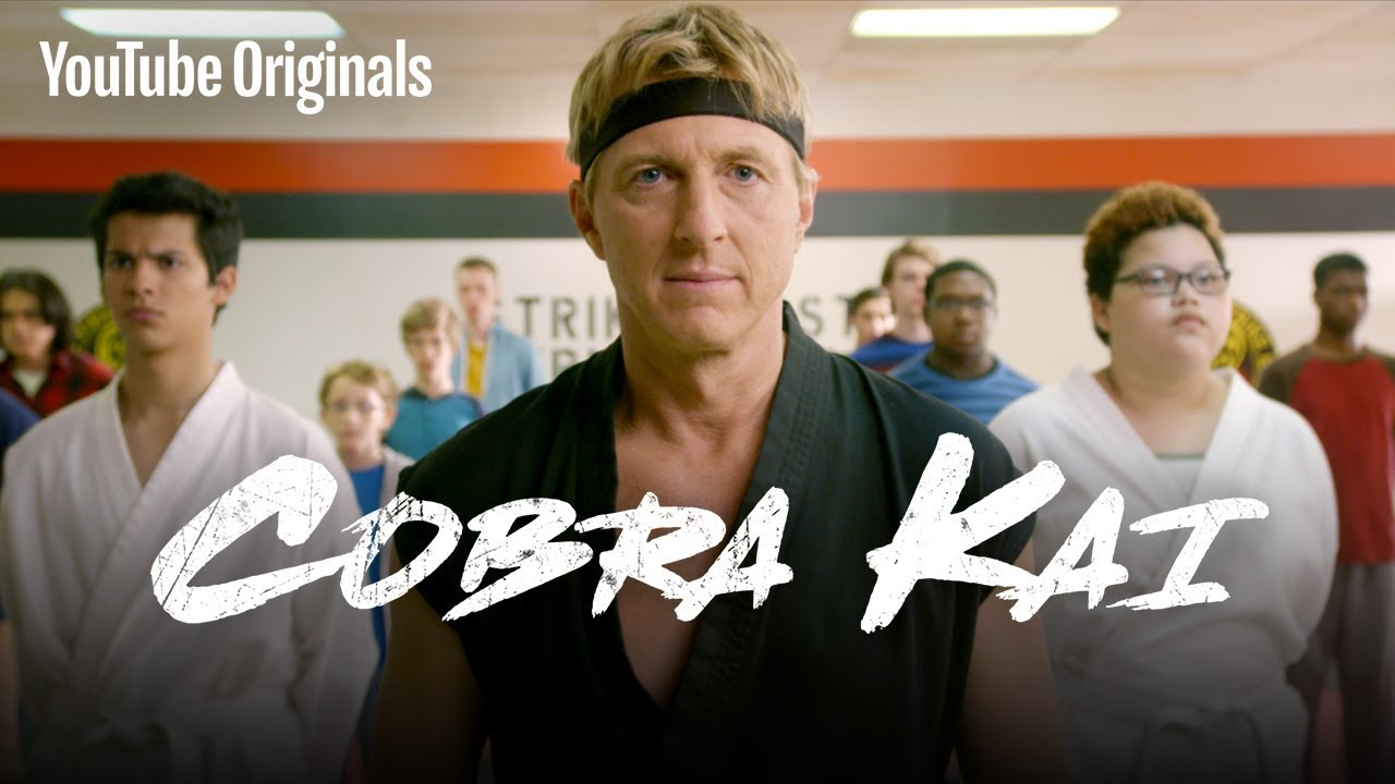 how to watch cobra kai in canada