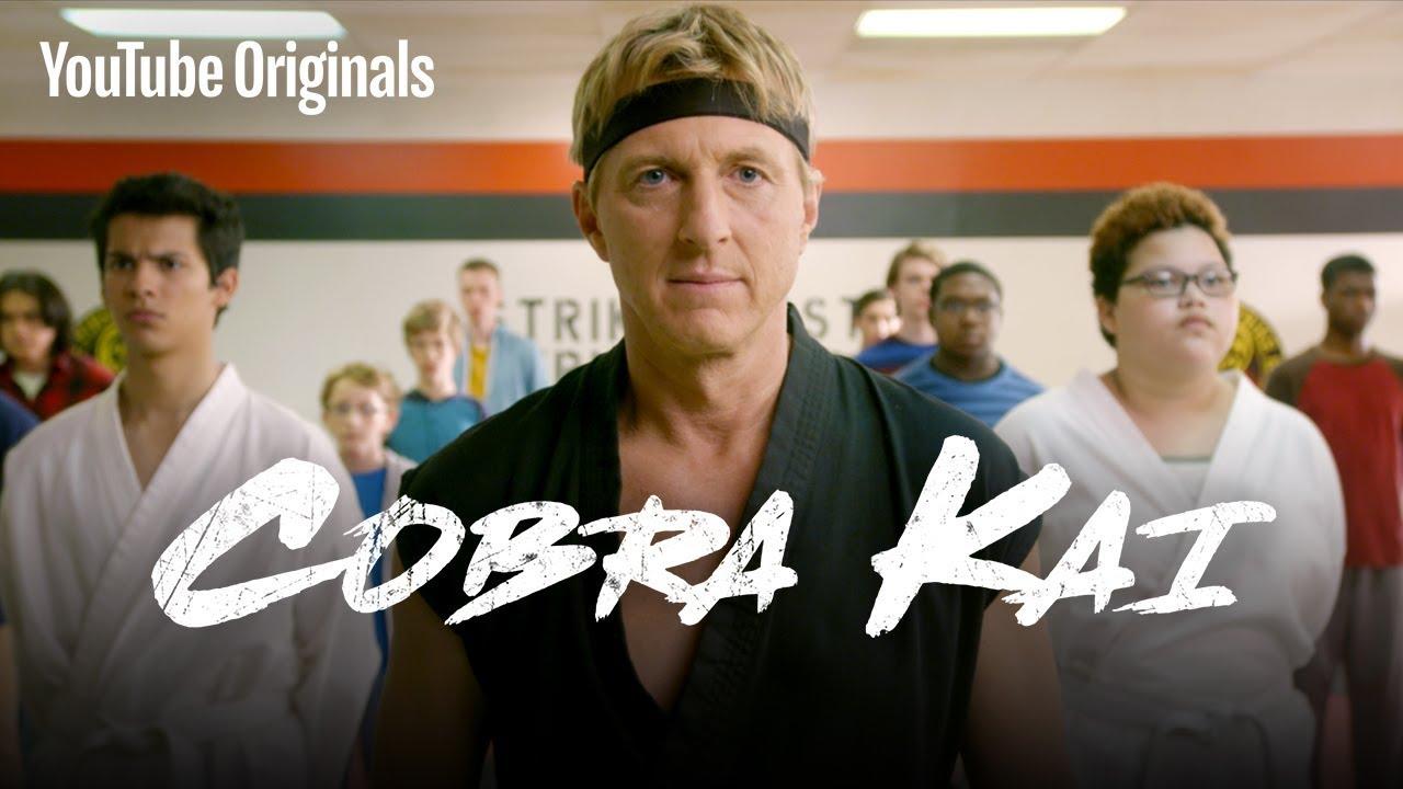 Cobra Kai Official Teaser Trailer #2 (Karate Kid) - Sensei Johnny - YouTube