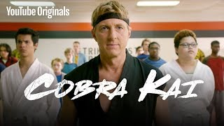 Cobra Kai Official Teaser Trailer #2 (Karate Kid) - Sensei Johnny