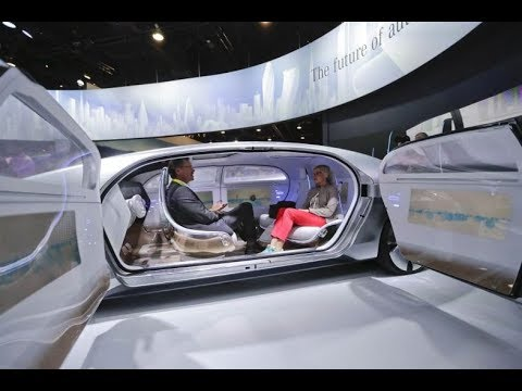 What Will Come After Driverless Cars? | Interview with US Transportation Secretary.