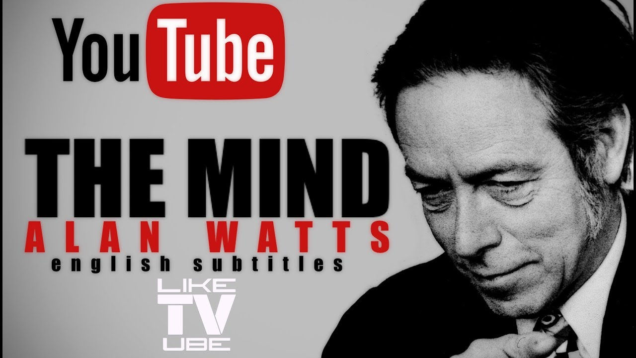 Short video: Alan Watts and the vicious circle of worry