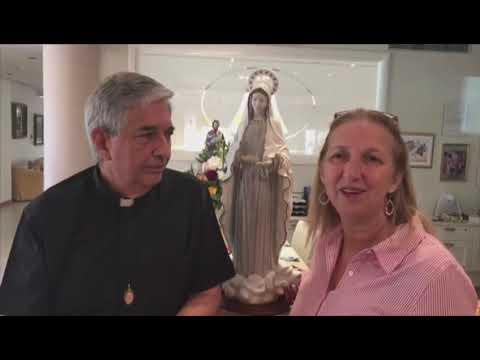 Entrevista P Verar a Marija con comentarios al Mensaje de la Virgen de Medjugorje