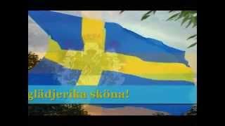 Sweden anthem by matheona