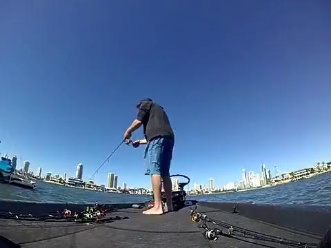 Kris Hickson- Gold Coast BREAM Qualifier