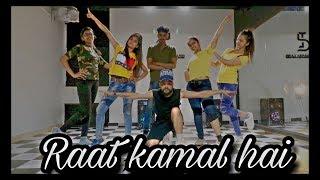 Raat Kamaal Hai | Guru Randhawa & Khushali Kumar | Dance choreography