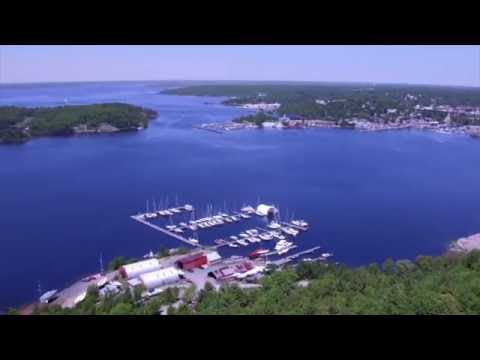 Georgian Bay Waterfront For Sale on Roncaster Road