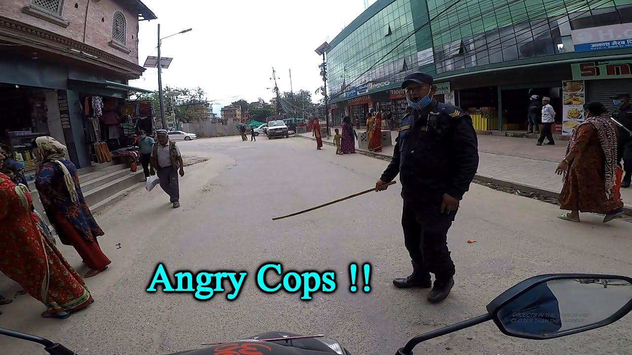 Traffic Police Strictly Check | Odd & Even Rules | Kathmandu
