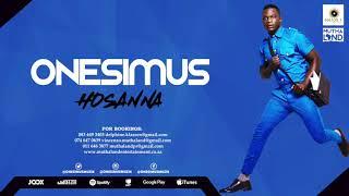 Gambar cover Onesimus - Hosanna