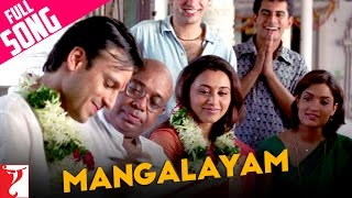 Mangalayam - Full Song - Saathiya